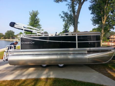 Used Bennington Seabreeze Boats For Sale by owner | 2013 180 foot Bennington Seabreeze