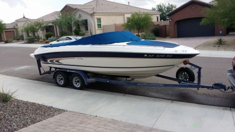 Used Sea Ray signature Boats For Sale by owner | 1997 Sea Ray 210 Signature Bow Rider