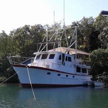 Used Ta Yang Boats For Sale by owner | 1978 42 foot Ta Yang Grand Bahama Trawler