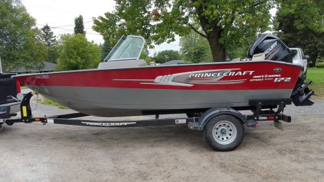 New Boats For Sale in Ontario by owner | 2014 Princecraft Sport 172