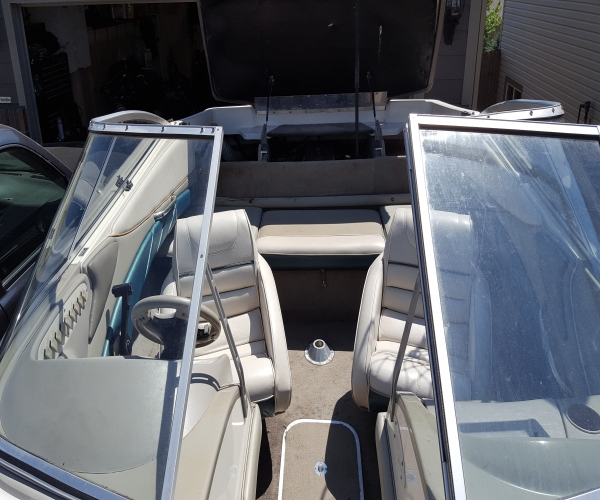 Used Power boats For Sale in Cheyenne, Wyoming by owner | 1995 Maxum 2100 SRB