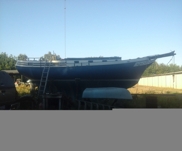 Used Sailboats For Sale by owner   1970 36 foot Gozzard cutter