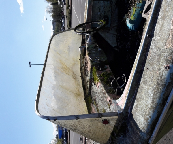 Used Bell Boy Boats For Sale by owner | 1960 15 foot Bell Boy Runabout