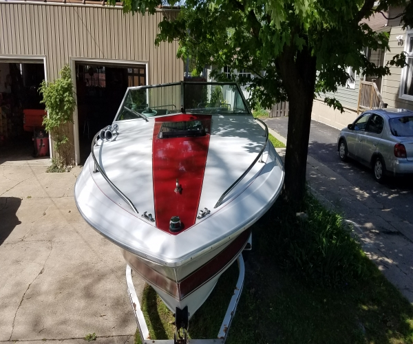 Used Wellcraft Boats For Sale in Michigan by owner | 1984 Wellcraft 23 Nova XL