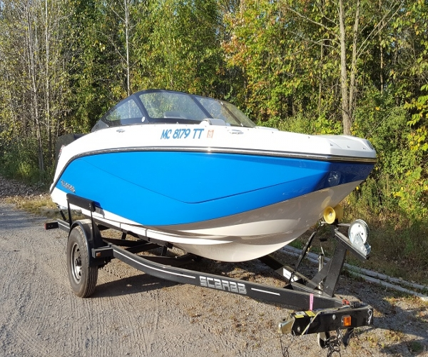 Used Scarab Boats For Sale in Michigan by owner | 2014 Scarab 195