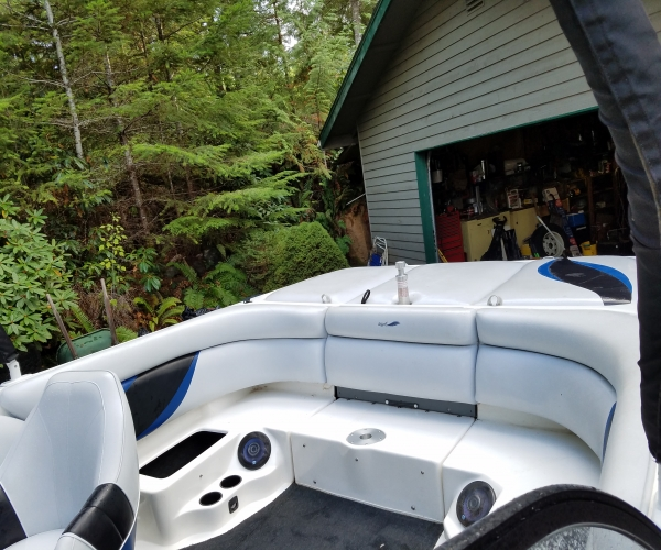 Used Tige Boats For Sale in Washington by owner | 2000 21 foot Tige TIGE'