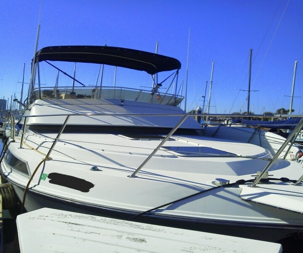 Used Carver Boats For Sale in California by owner | 1988 Carver Santego 2767