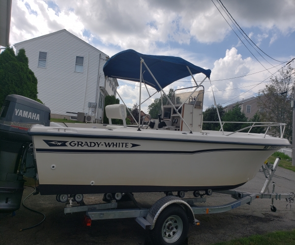 Used Grady-White Boats For Sale in Massachusetts by owner | 1989 20 foot Grady-White Center console