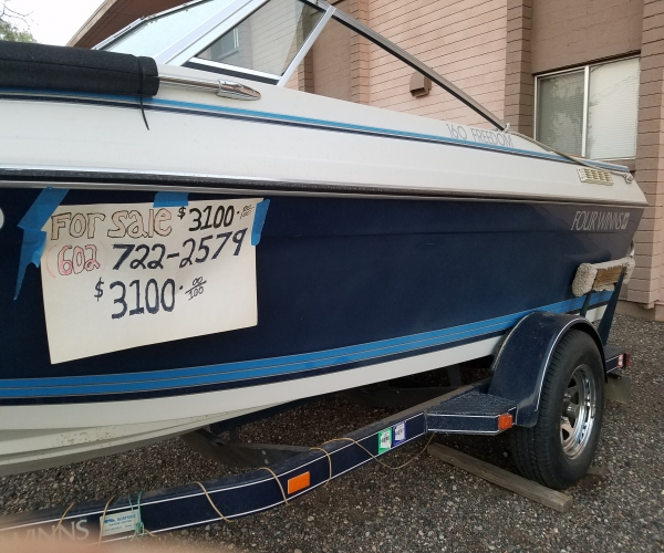 Used Four Winns Freedom Boats For Sale by owner | 1987 FOUR WINNS Freedom 160