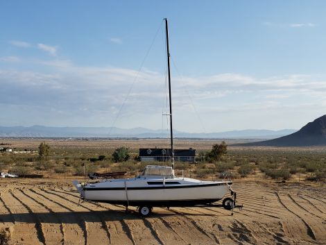Used Sailboats For Sale by owner | 1994 MacGregor 26s