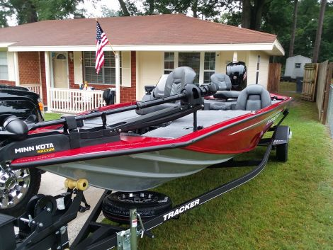 New Boats For Sale in Georgia by owner | 2019 Bass tracker Tracker 195txw