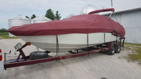 Used Boats For Sale by owner | 2003 Crownline 270BR