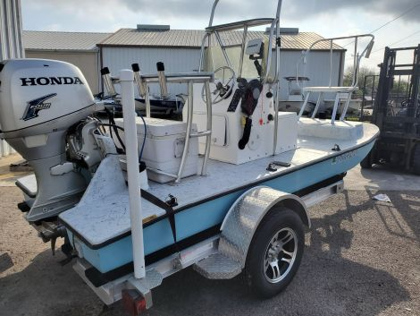 Used Boats For Sale in Brownsville, Texas by owner   1982 13 foot Dargel Explorer Dargel Sketer
