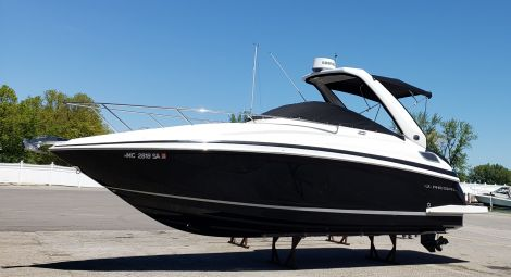 Used Boats For Sale in Michigan by owner | 2019 Regal 28 Express