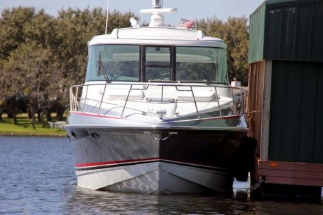 Used Boats For Sale in Texas by owner | 2016 Formula 45 Yacht