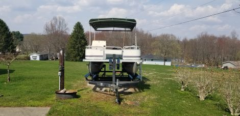 Used Boats For Sale in Ohio by owner | 1999 20 foot Other Millennium II