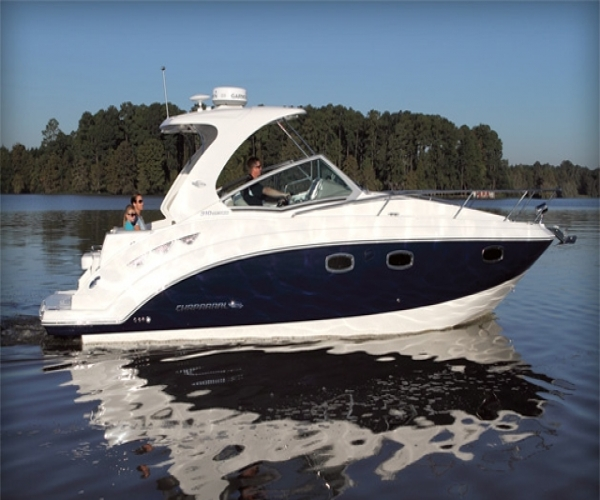 Used Chaparral Boats For Sale by owner | 2013 31 foot Chaparral Signature Sedan Cruiser