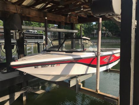 Used Ski Boats For Sale by owner | 2003 196 foot Correct craft Ski Nautique Limited Ed