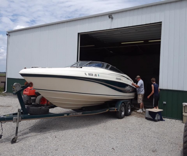 Used Rinker Boats For Sale in Illinois by owner   1997 Rinker 232