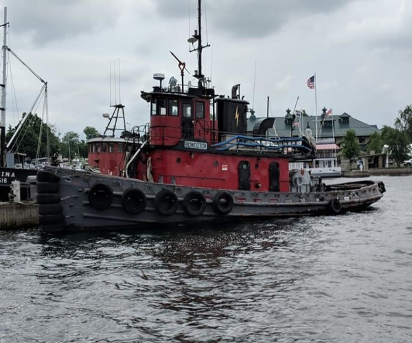Used Boats For Sale in New York by owner   1954 72 foot Other ST Tug Boat