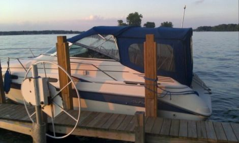 Used Sea Ray 230 Sundancer Boats For Sale by owner | 1994 Searay 230 Sundancer