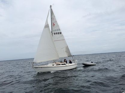 Used Sailboats For Sale by owner | 1988 Catalina 27 Standard Rig