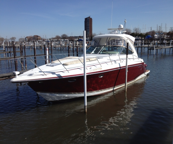 Used Power boats For Sale in Cape Coral, Florida by owner | 2010 Formula 40pc