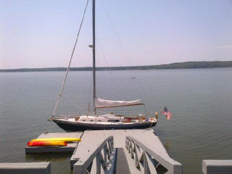 Used Boats For Sale in Maine by owner | 1970 Morgan Yachts Morgan 34