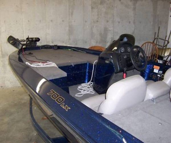 Used Boats For Sale in Ohio by owner | 1998 Other Nitro 700 LX bass