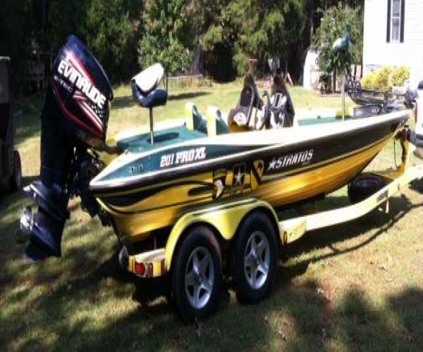 Used Fishing boats For Sale in Greensboro, North Carolina by owner   2006 Ranger 201 Pro XL