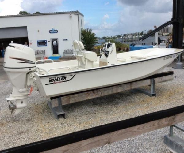 Used Boston Whaler custom Boats For Sale by owner | 1983 Boston Whaler Custom Montauk 17