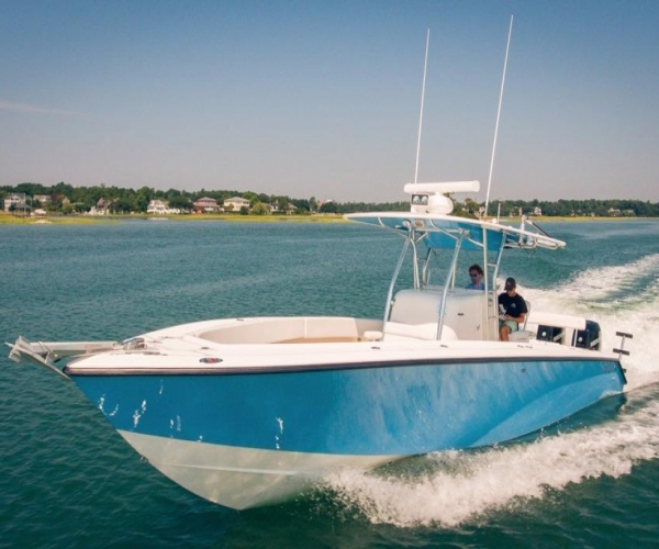 Used Boats For Sale in Fayetteville, North Carolina by owner | 2009 Venture 34 CC