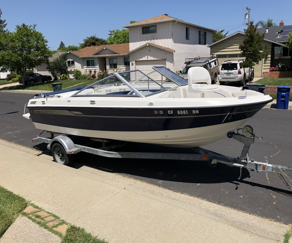 Used Bayliner Boats For Sale in Modesto, California by owner | 2006 Bayliner 194