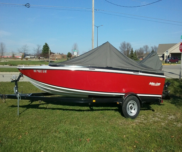 Used Power boats For Sale in Wausau, Wisconsin by owner | 1984 18 foot Action Craft Challenger