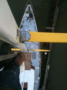 Used Power boats For Sale by owner | 1978 60 foot Samson Boat Co Vancouver  C-bisket sloop
