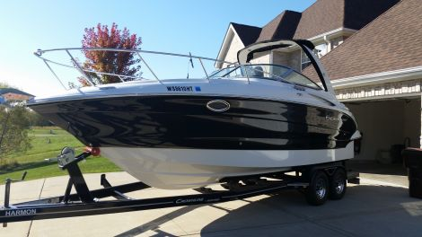 Used Crownline Boats For Sale in Grand Rapids, Michigan by owner | 2009 Crownline 250CR