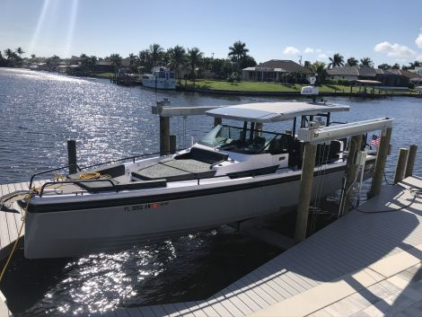 Used Power boats For Sale in Cape Coral, Florida by owner | 2020 37 foot Appleby Brabus