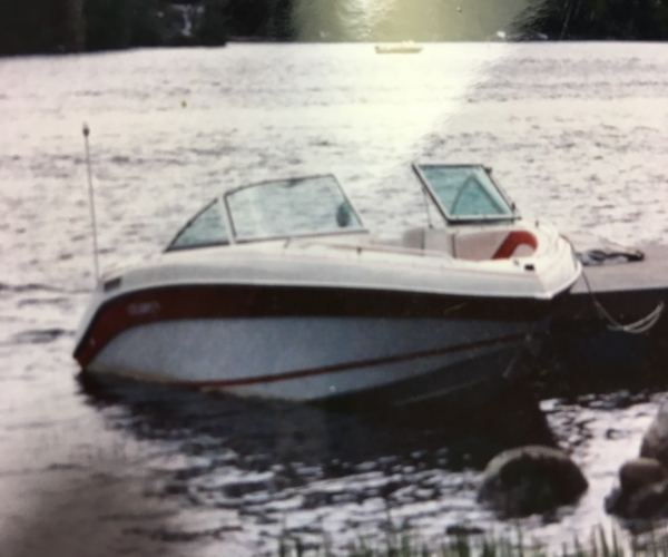 Used Power boats For Sale in Maine by owner | 1990 CELEBRITY 190