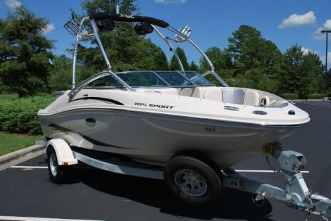 Used Sea Ray 18 Boats For Sale by owner   2009 sea ray 185 SPORT