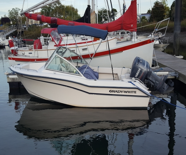 Used Grady-White 192 Tournament Boats For Sale in Connecticut by owner | 1998 Grady-White 192 Tournament