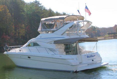 Used Sea Ray 400 Boats For Sale by owner | 1997 Sea Ray 400 Sedan Bridge