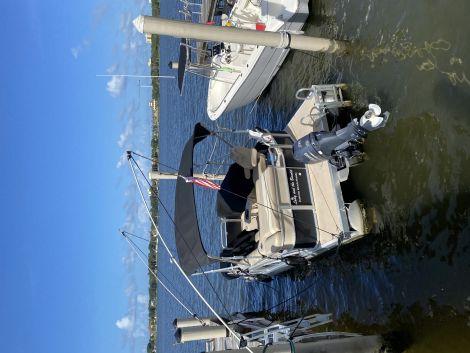 Used Bennington Boats For Sale in Florida by owner | 2013 21 foot Bennington Slx