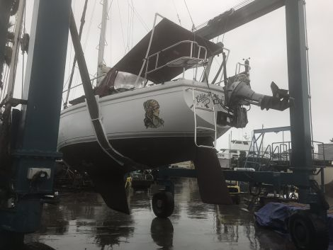 Used Sailboats For Sale by owner   1977 30 foot Catalina Frank Butler