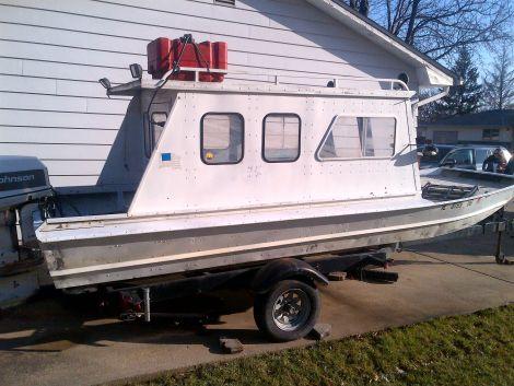 Used Monark Boats For Sale by owner | 1974 18 foot Monark Belle