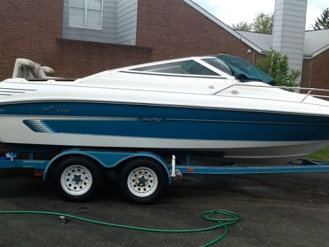 Used Sea Ray signature Boats For Sale by owner | 1995 SeaRay 200 Signature Overnighter