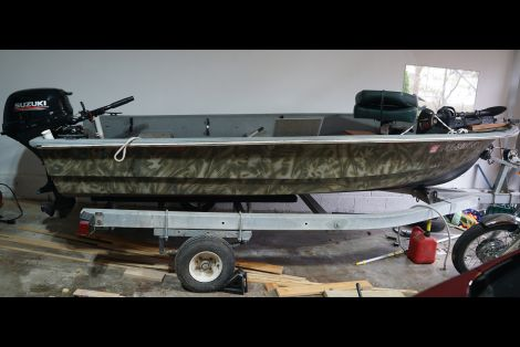 Used Small boats For Sale in Hagerstown, Maryland by owner   1980 14 foot Bo-Craft Jon Boat