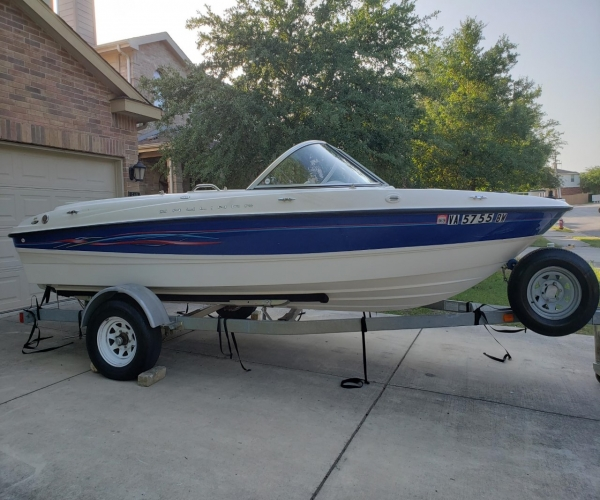 Used Bayliner Boats For Sale in Austin, Texas by owner | 2006 Bayliner Fish and Ski 185