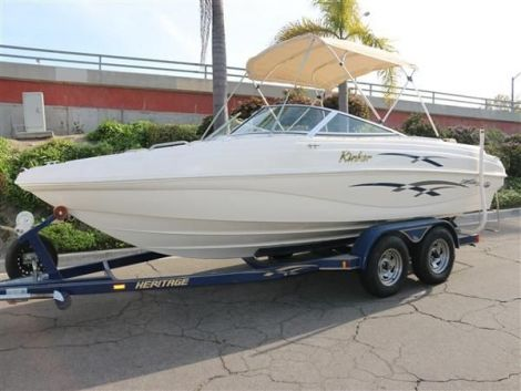 Used Rinker 21 Boats For Sale by owner   2000 Rinker Captiva 21.2