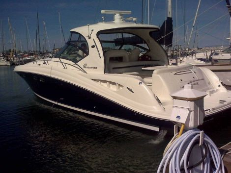 Used Sea Ray Boats For Sale by owner | 2004 SeaRay 420 Sundancer