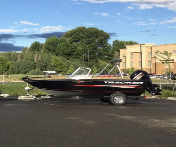 Used Sun Tracker Boats For Sale in Washington by owner | 2015 Tracker Pro-V 175 Combo